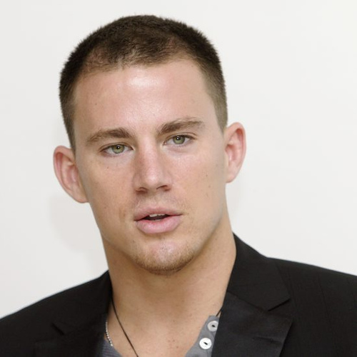 channing tatum face